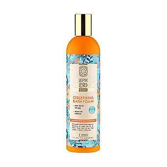 Bath Foam With Organic Sea Buckthorn Hydrolate Nutrition And Hydration 550 ml