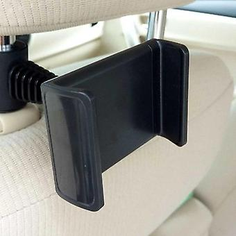 Adjustable Car Tablet Stand Holder / Seat Back Bracket For 4-11 Inch Tablet