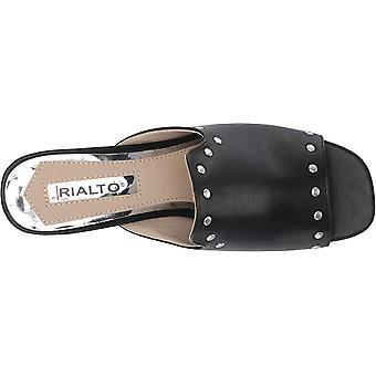 Rialto Womens Stephy Closed Toe Mules