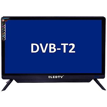 19 Inch Lcd Hd Image Television With Bass Sound Quality