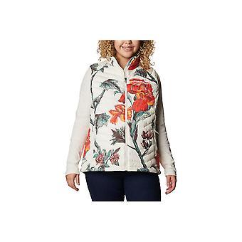 Columbia Powder Lite Vest 1757411192 giacche donna universali tutto l'anno