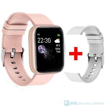 ny silikon, elektroniske led damer mannlige armbåndsur / kvinner klokke