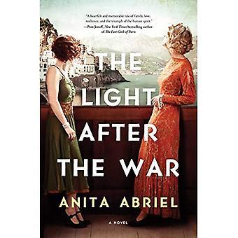 La lumière après la guerre