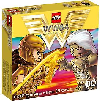 LEGO 76157 المرأة المعجزة مقابل الفهد