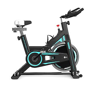 Citysports exercise bike, adjustable resistance exercise bike with lcd display and heart rate monitor, exercise bike fitness exercise bikes indoor cardio silent workout