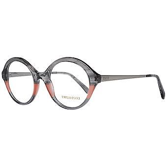 Emilio Pucci Grå Kvinder optiske rammer