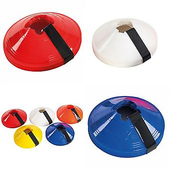 Precision Sleeved Saucer Cones (Pack of 10)