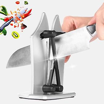 Diamond Knife Sharpener Professional Stone Grinder Whetstone Kitchen Tools