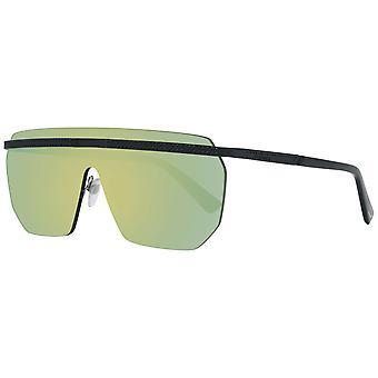 Diesel Black Men Sunglasses