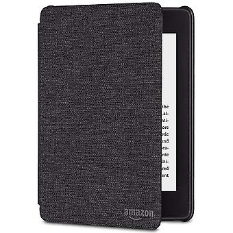 Amazon kindle paperwhite water-safe fabric cover (10th generation - 2018 release), charcoal black
