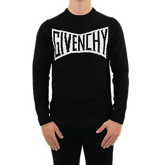 Givenchy Sweater Black BM90F7401M4 Top