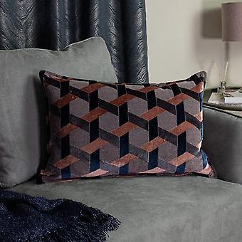 Paoletti Delano Lattice Cushion Cover