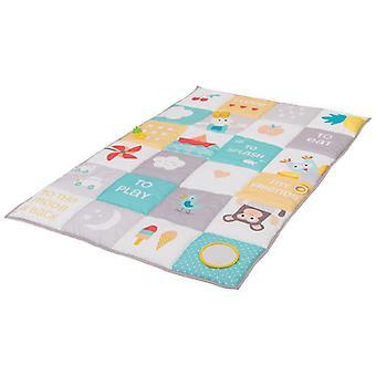 Taf toys i love big mat - soft colours