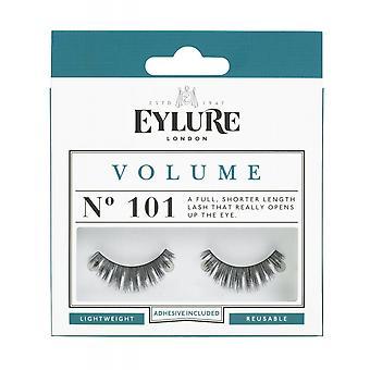 Eylure Volume Naturalites False Eyelashes (adhesive Included) - 101 (6001115)