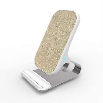 Ładowarka bezprzewodowa qi 15W szybka stacja ładująca do Samsung Galaxy Note 20 ultra dla iPhone huawei mate30 pro