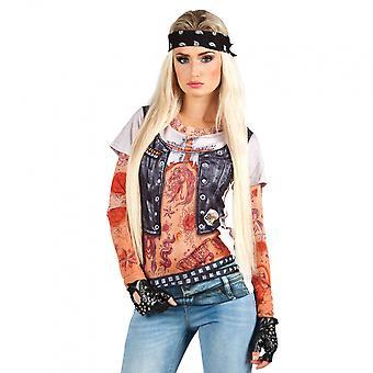 Girl Of Cyclist Shirt Women Polyester Bt424970