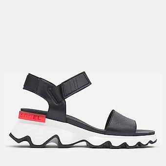 Kinetic sandal black
