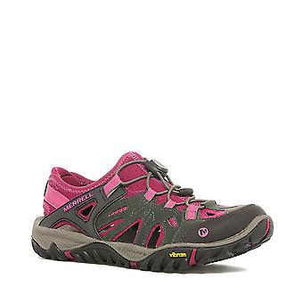 Neue Merrell Damen Allout Blaze Sieve Schuhe Pink