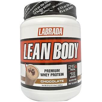 Labrada Lean Body Premium Whey Protein 680 gr