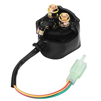 Mayitr Gy6 50cc 125cc 150cc Starter Relay Solenoid For Chinese Scooter Atv