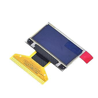 "Oled Display Module Lcd Screen Board Gnd Vdd Sck Sda 0.96"" Pour Arduino"