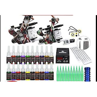 Beginner Complete Tattoo Kit