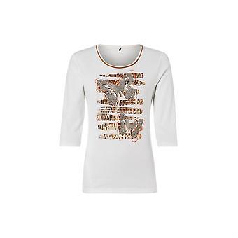 OLSEN Olsen White T-Shirt 11103830