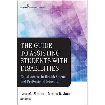 Guiden för att hjälpa studenter med funktionshinder - lika tillgång i he