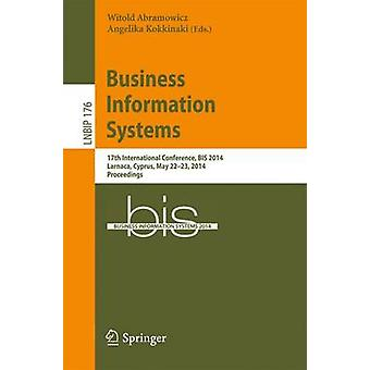 Business Information Systems - 17th International Conference - BIS 201