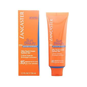 3er Pack, Bronzer Sun Beauty Lancaster SPF 15 (50ml x 3)