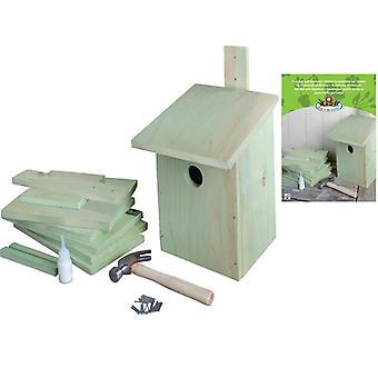 Esschert Design Nestbox Kit 21.3x17x23.3 cm KG52
