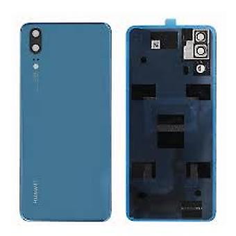 Back Glass Cover For Huawei P20 Pro