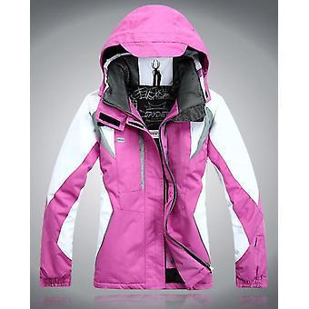 Abrigo de esquí impermeable para mujer