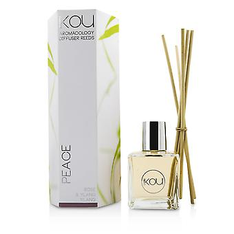 Aromacology diffuser reeds peace (rose & ylang ylang 9 months supply) 196088 -