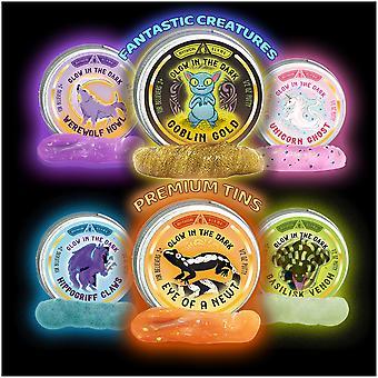 Glow In The Dark Fantastic Creatures Set - 1.7oz
