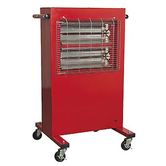 Sealey Irc153 Infrared Cabinet Heater 1.5/3Kw 230V