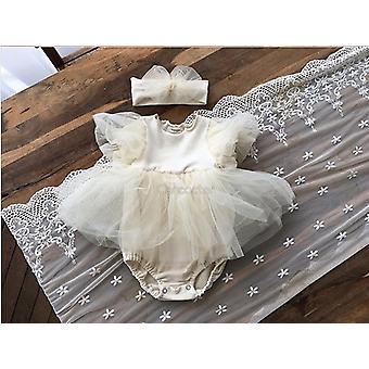 Vauvan mekko, Vastasyntynyt prinsessa vauvan mekko
