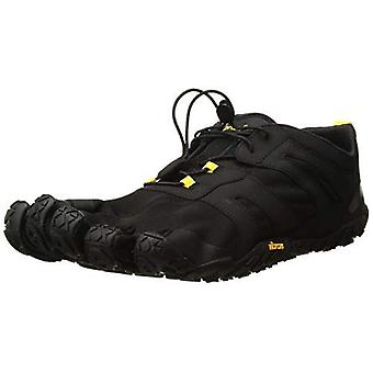 Vibram V-Trail 2.0 Five Fingers Barefoot Feel Outdoor Running Trainers - Black
