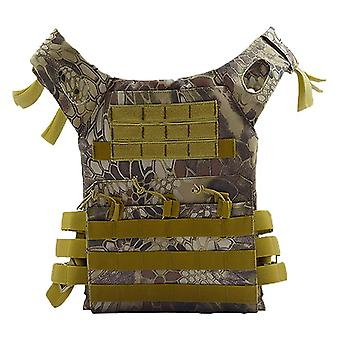 Body Armor Jpc Plate Carrier Vest, Military Equipment Vest