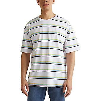 edc by Esprit 040cc2k308 T-Shirt, 102/White 3, L Men