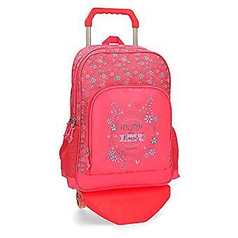 MOVOM Enjoy Backpack 45 centimeters 21.6 Pink