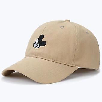 High-quality Mouse Snapback Cap, Cotton Baseball Cap