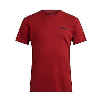 Berghaus Mens Colour Logo Short Sleeve T-Shirt