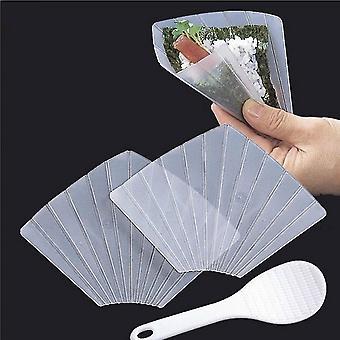 3st Sushi Molds Set Restaurant Home Plastic Sushi Making Kit