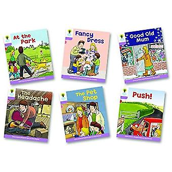 Oxford Reading Tree: Stage 1+: Patterned Stories: Packung mit 6