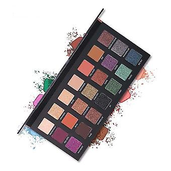 Eyeshadow palette 21 shades serious staying power & blendability full-size mirror cai139