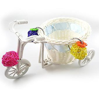 New Parrot Toy Car Rattan Ball Toy ES2193