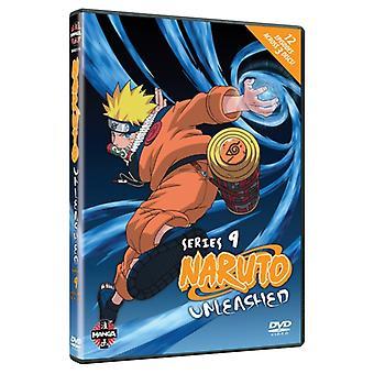 Naruto Unleashed Komplette Serie 9 Die letzten Episoden DVD