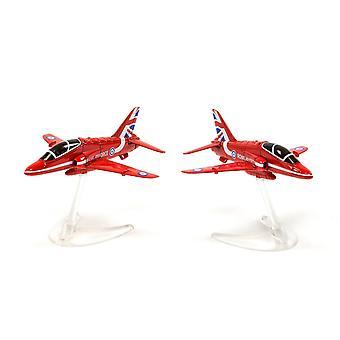 Red Arrows Synchro Pair Corgi-modell