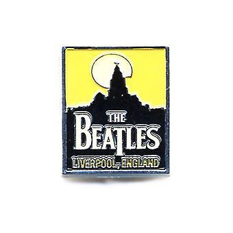 The Beatles - Liverpool Pin Badge